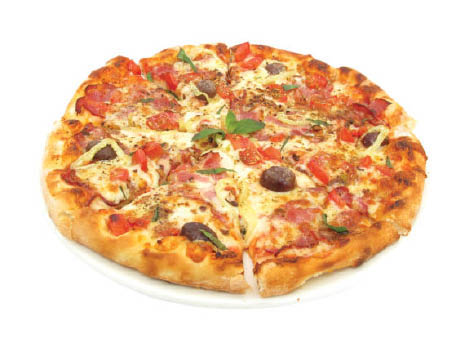 Meetinghouse package store is well known for their pizza but did you know we have breakfast pizza as well. Eggs with your choice of meat in a great dough baked to perfection.