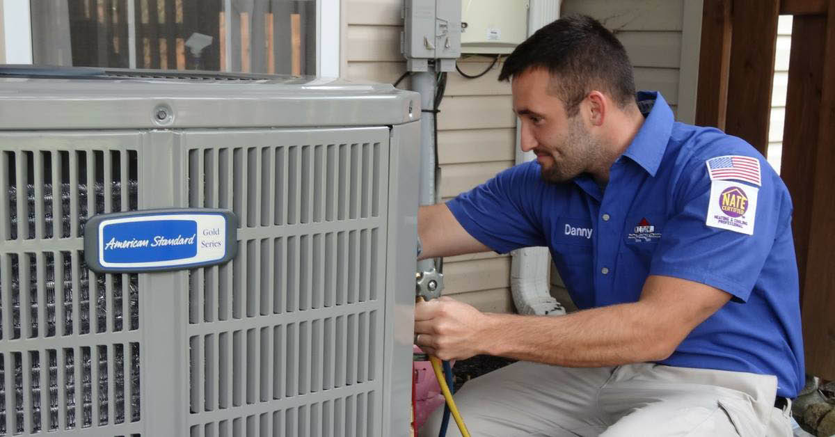 Home Air Quality Specialist Fairfax VA