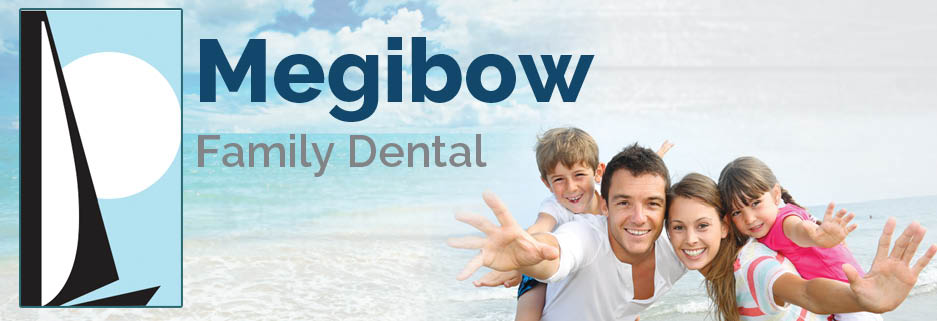 Megibow Family Dental, Brookfield, CT banner ad