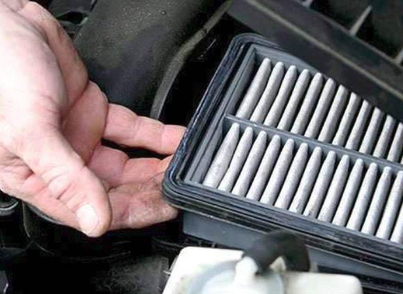 air filter, tires, brakes
