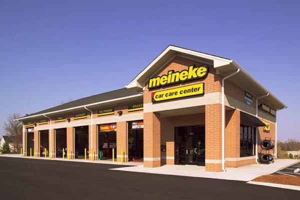 meineke car care center in stafford, virginia