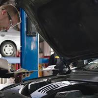 oil change; tire repair; wheels; Meineke coupons