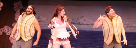 Comedy and dance together in one fun show