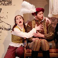 Buy a ticket to a romance tale by our theater actors