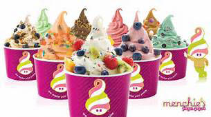Skip the ice cream and get froyo from Menchie's in Edmond