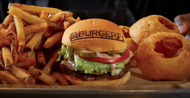 burger restaurant 2, burgerfi franchise, burgerfi delivery, burger delivery, burger king shirt,