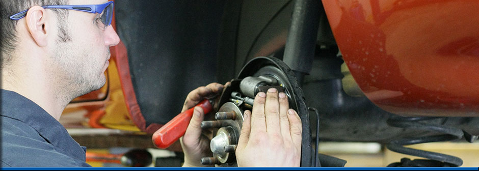 Get a wheel alignment and brake service in Naperville, IL.