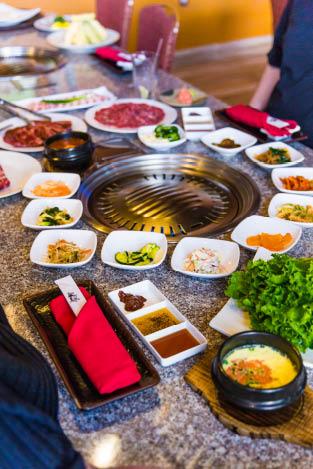 kebab skewer, japanese restaurant grill, japanese grill, sushi dishes, order sushi
