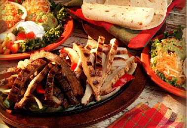 Delicious hearty Mexican food at Moreno's Mexican Food & Bar