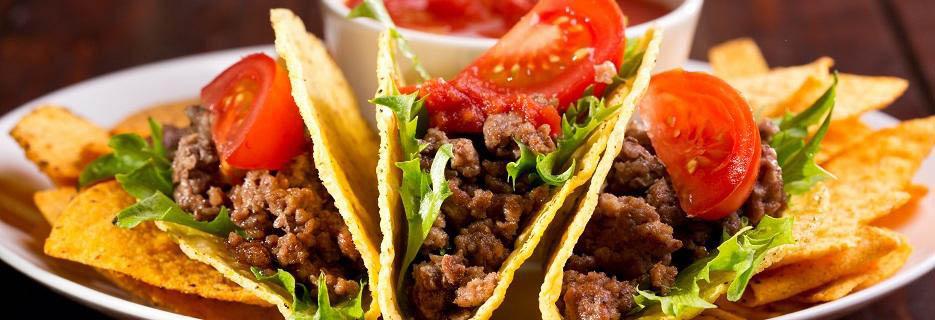 el caporal mexican restaurant liberty township mason ohio mexican taco platter