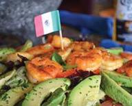 Mezcal Mexican Restaurant & Bar - Owings Mills, MD avocado salad.