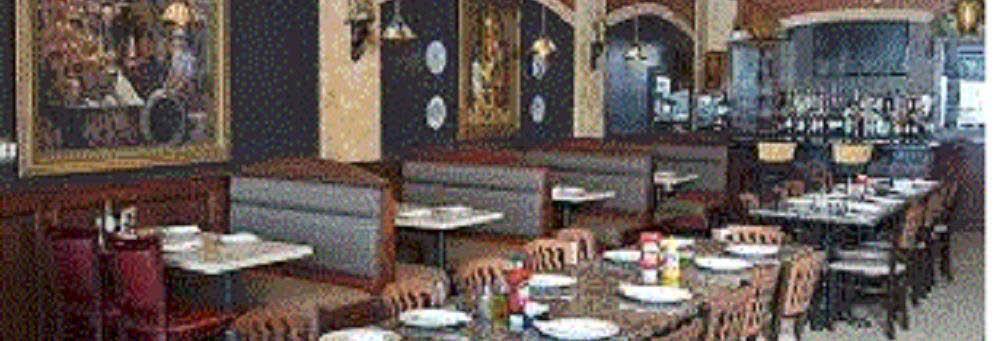 Inside of Mezza Mediterranean Grill in West Bloomfield banner
