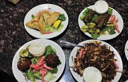 Picture of food at Mezza Mediterranean Grill in West Bloomfield