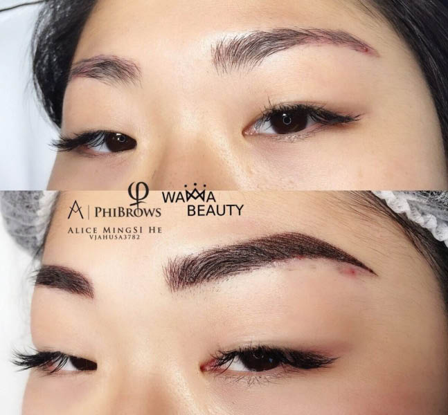 Professional makeup, event makeup, makeup, stylists, wama beauty, microblading, yumi beauty, eyebrows, brows, microshading, eyeliner, Eyelash, tinting, touchup, lashes, yumi, eyelash lift, lash extensions, extension removal, anti-aging treatment