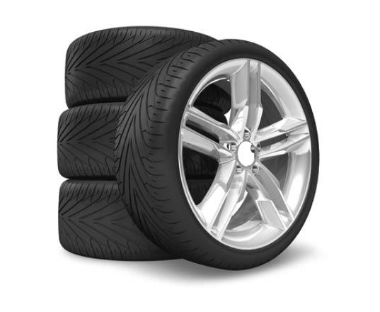 Midas Car Center Tires