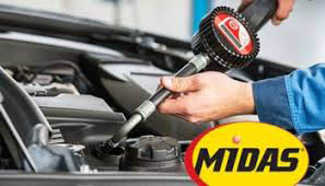 Talk to a customer service rep at local Midas auto repair shop