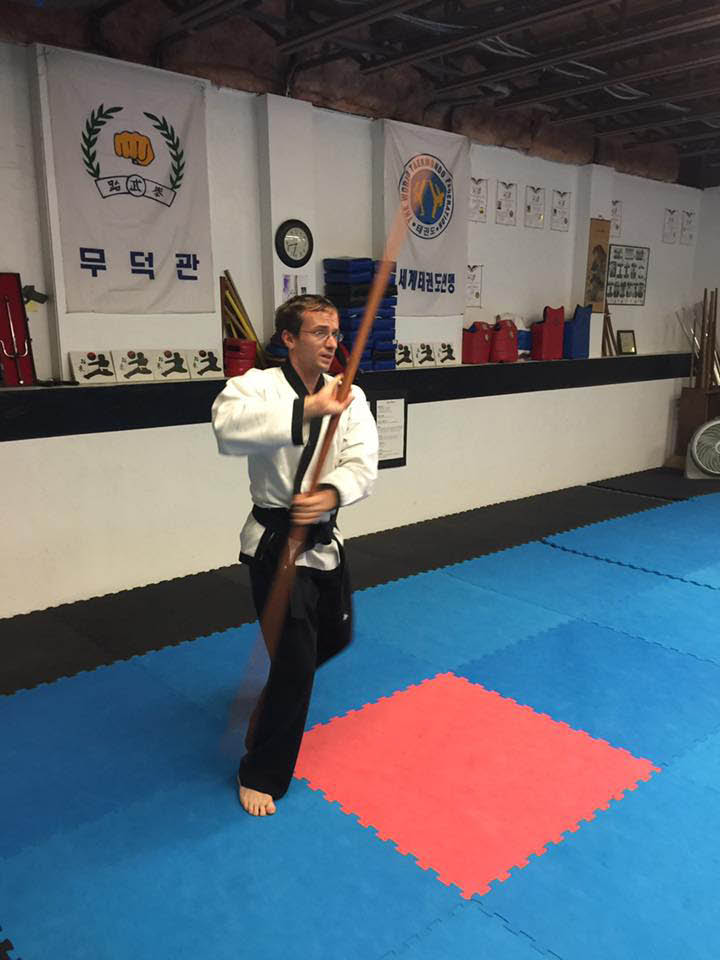Learn to defend yourself & gain confidence with Tae Kwon Do & Tang Soo Do training