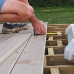 Have the professionals at Midwest Deck Solutions build your deck