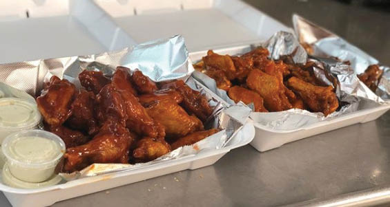 best wings mike's subs kenmore ny