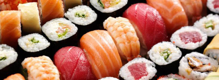 Enjoy sushi and more at our Chinese and Japanese buffet in the South Bay.