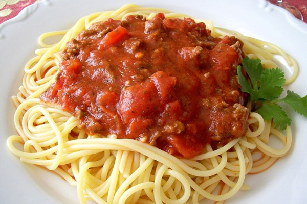 Picture of Spaghetti from Milwaukee Classic Pizza near Cudhay, WI