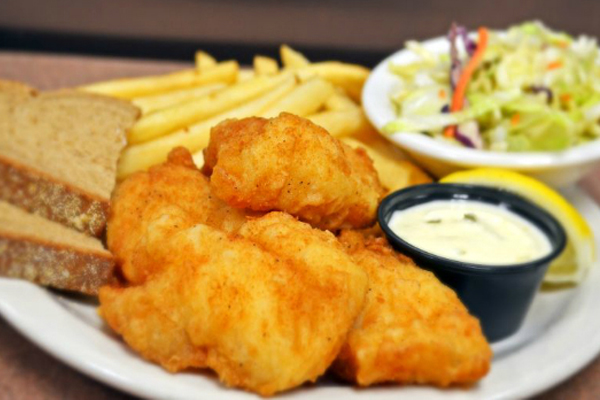 Picture of Fish Fry from Milwaukee Classic Pizza near Bay View, WI