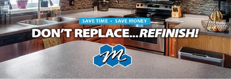 Miracle Method Surface Refinishing in Savannah, GA banner