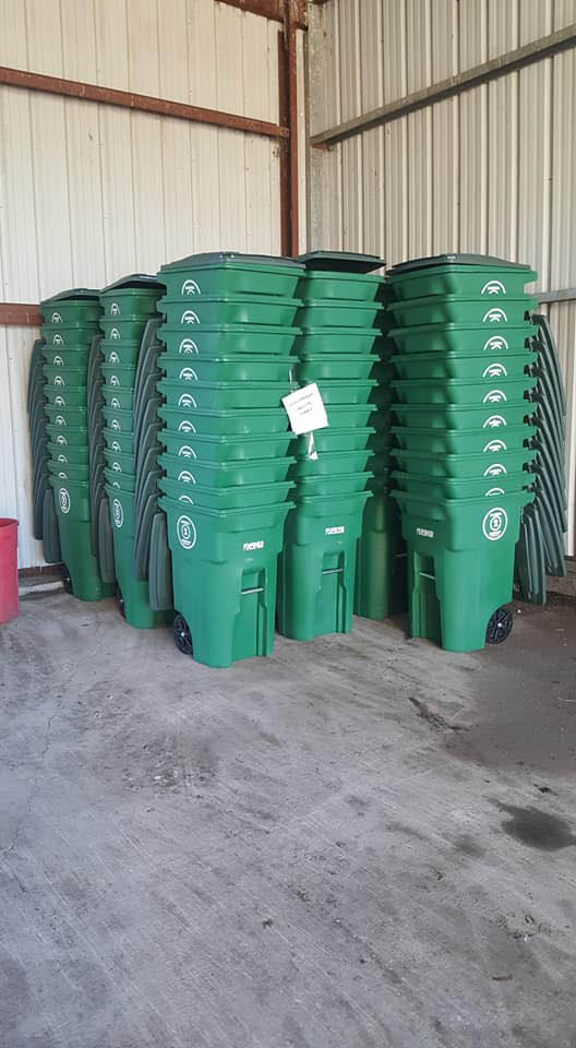 Missoula Compost Collection compost bins