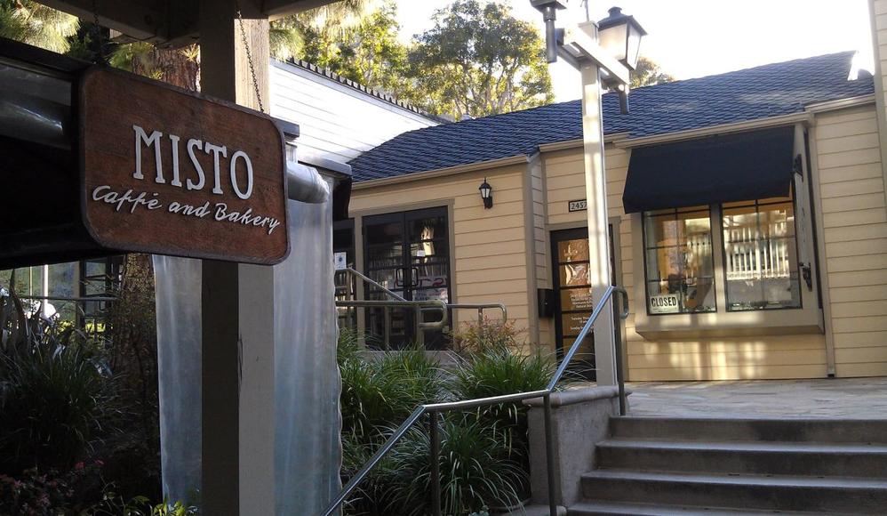 Misto Caffe also has bakery goods near Torrance, CA