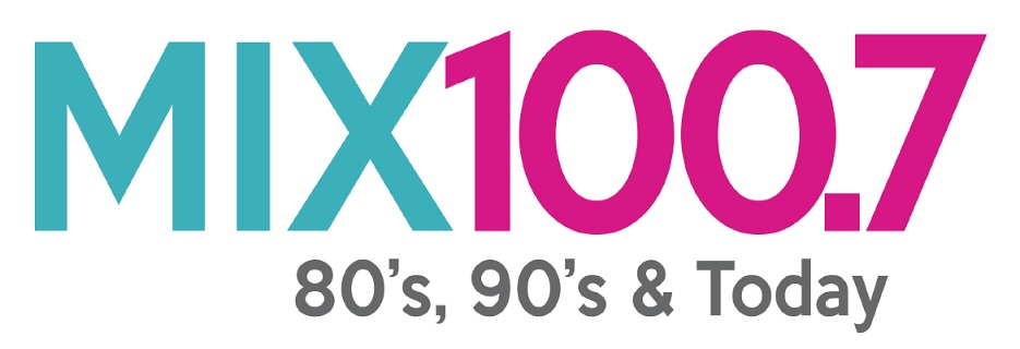 MIX 100.7 - 80s, 90s & Today banner Tampa, FL