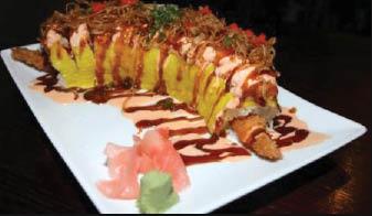 miyako Japanese Steak, seafood and sushi bar in frederick, md