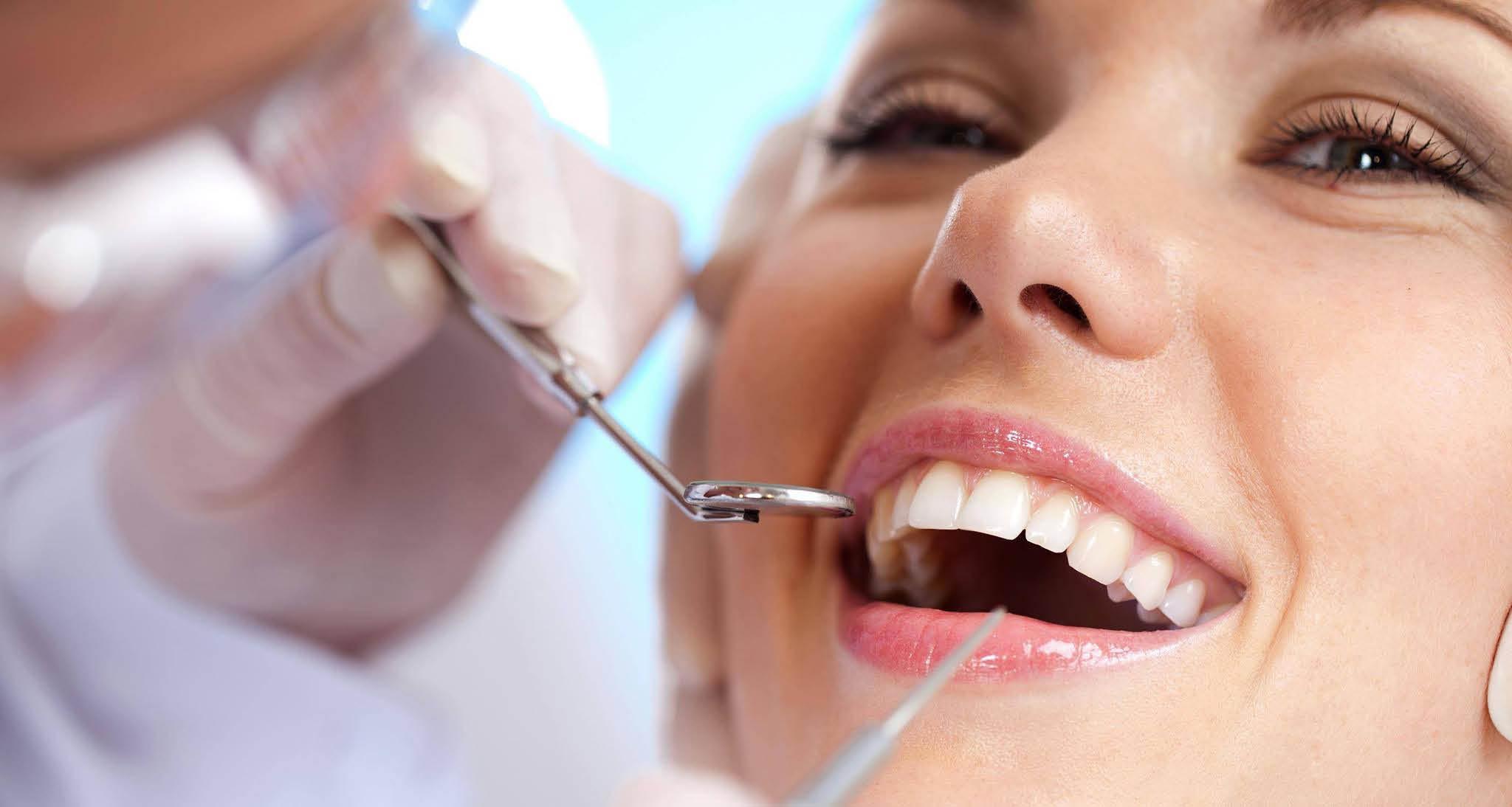 braces at dentist