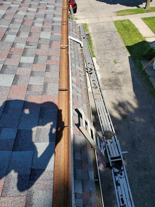 New roof installation greater Milwaukee area MKE Remodeling