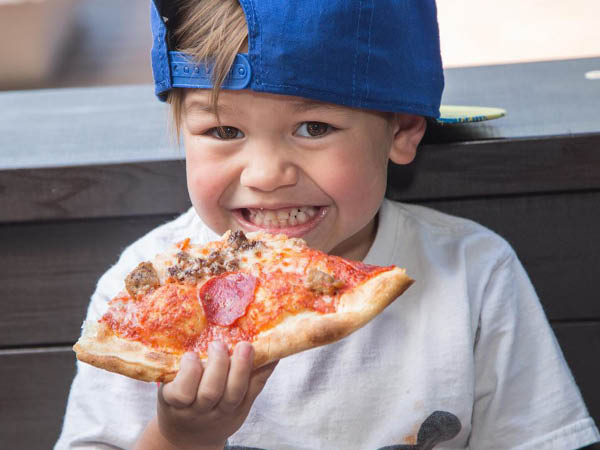 MOD Pizza kids