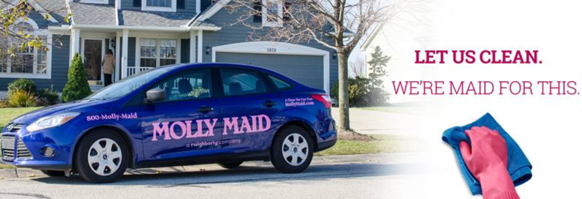 Molly Maid in Minnesota Locations banner