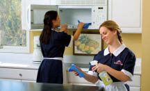 molly maid, maid service, house cleaning services
