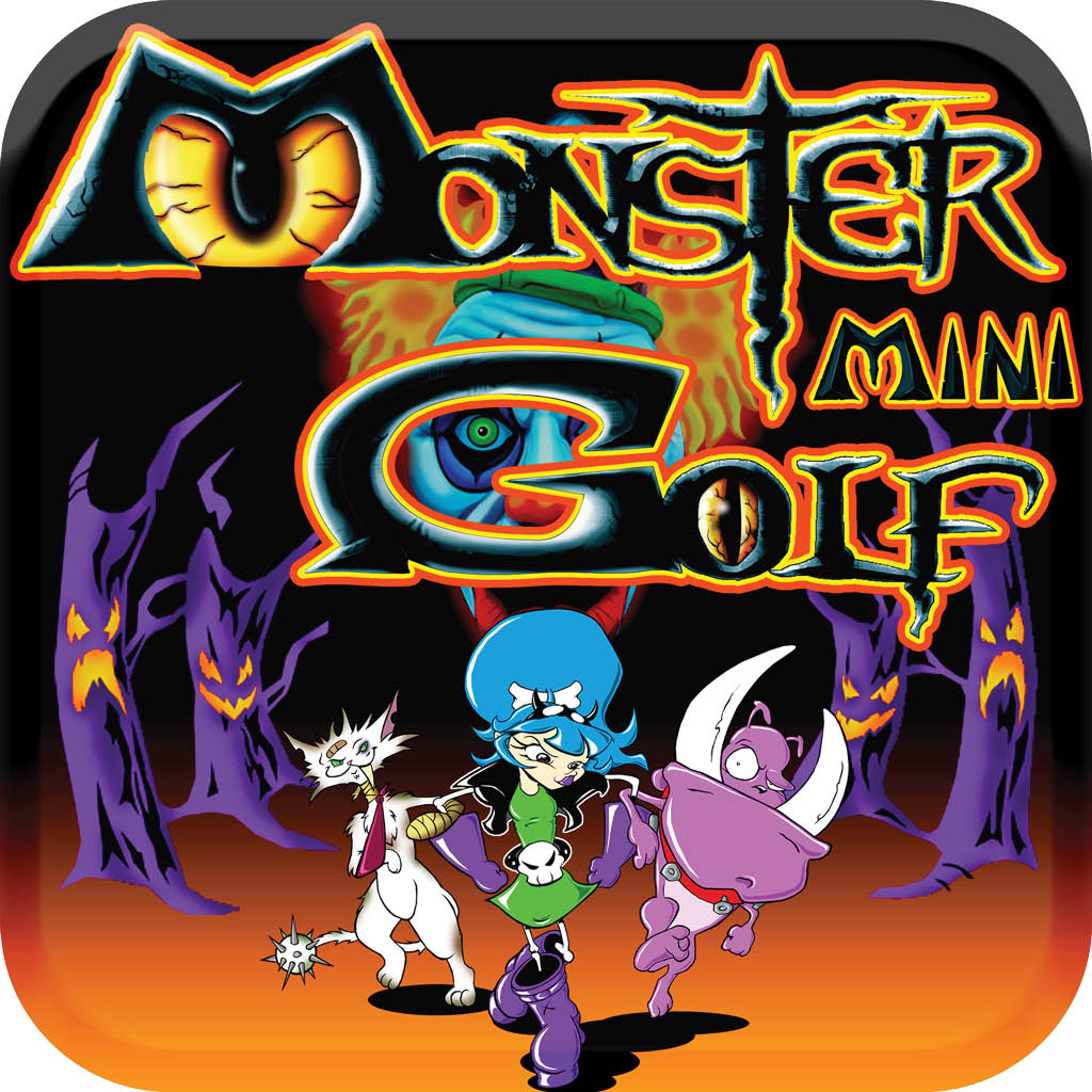 It is a graphic of Shocking Monster Mini Golf Coupons Printable