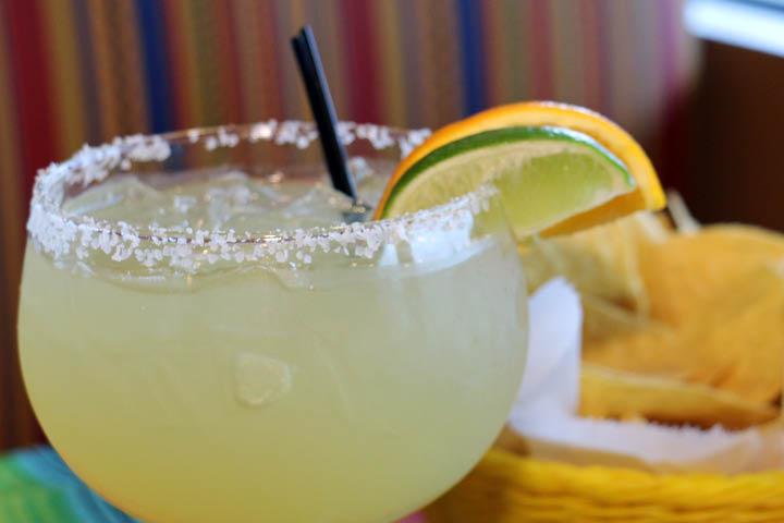 Happy Hour Margaritas Drinks Dinner
