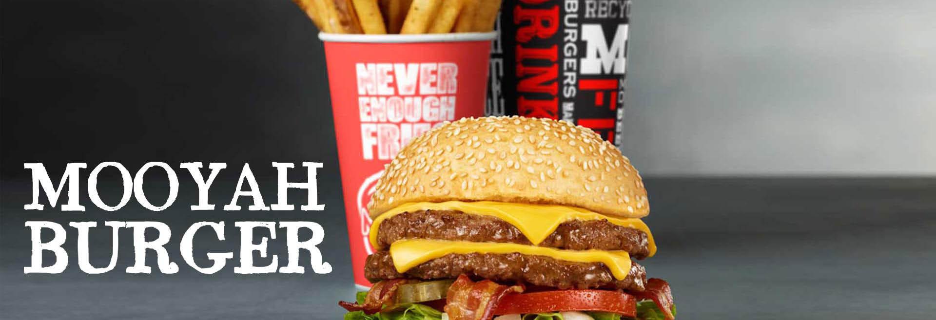 Mooyah Burger Rocklin