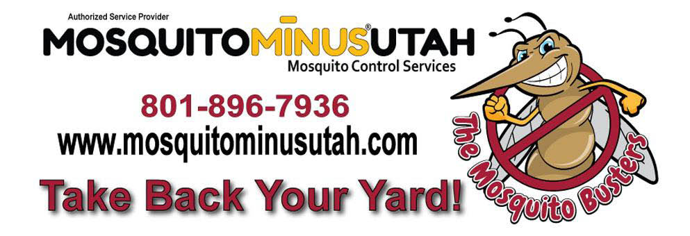 Live mosquito free with services by Mosquito Minus Utah!