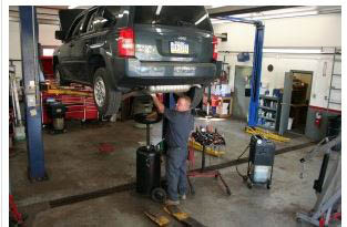 motorcar makeovers, oil change,inspection,emissions,brakes,transmissions,tuneup,auto repair