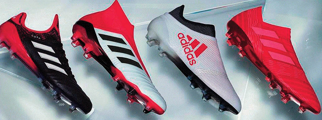 Footwear at Motor City Soccer/Soccer Plus in Novi, Bloomfield and Livonia