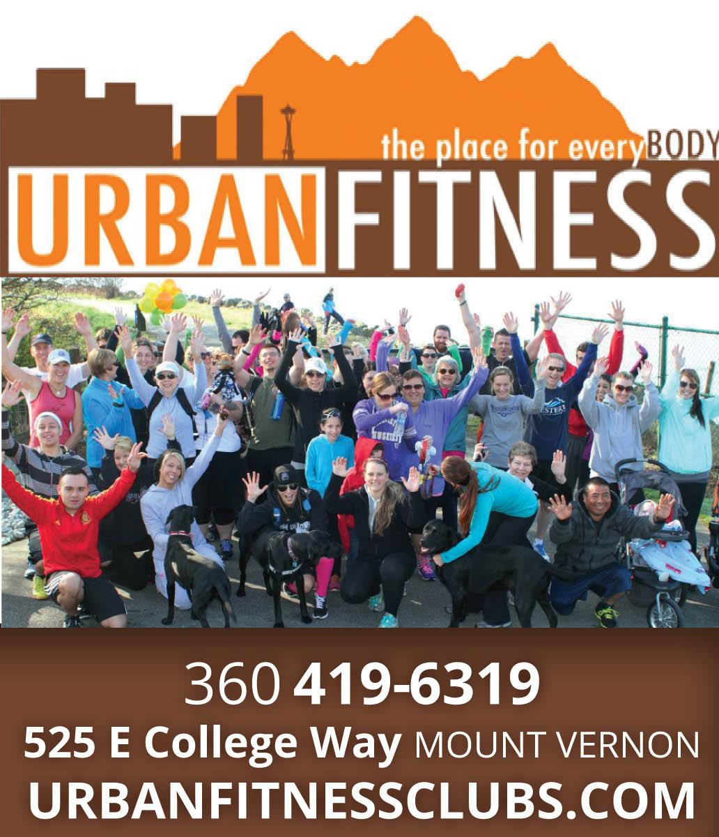 Urban Fitness Mount Vernon Gym staff