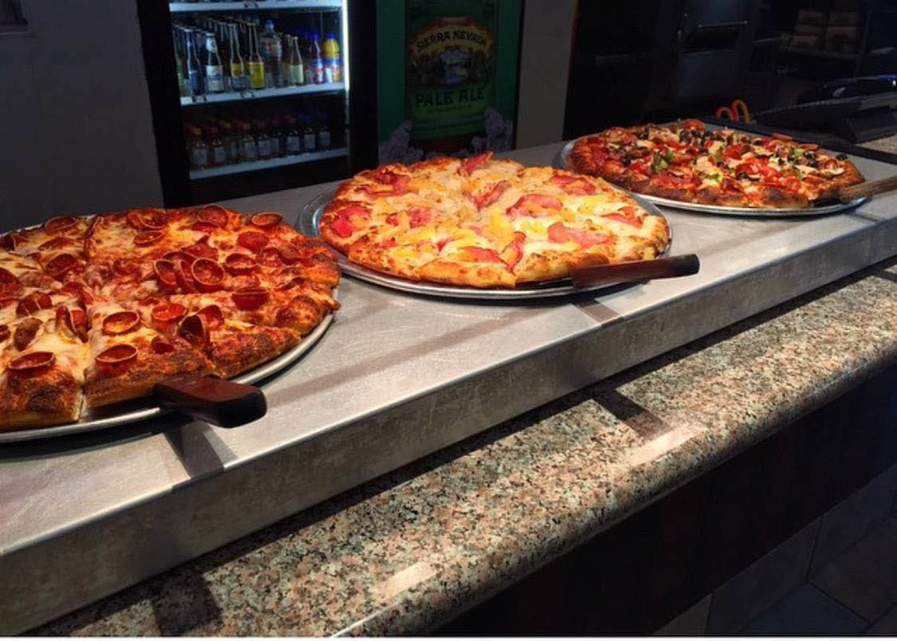 Don't forget Mountain Mike's Pizza has a great lunch buffet