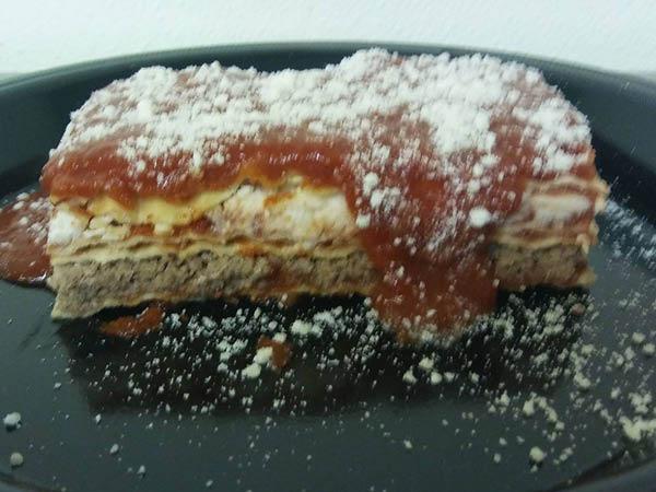 Mr. Meatball Italian Food Products lasagna