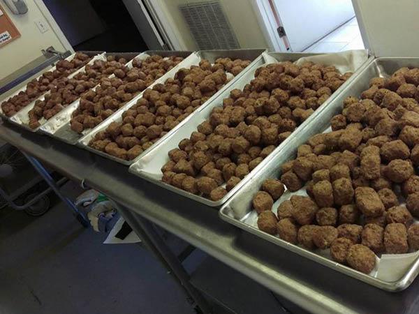 Mr. Meatball pre-made meatballs