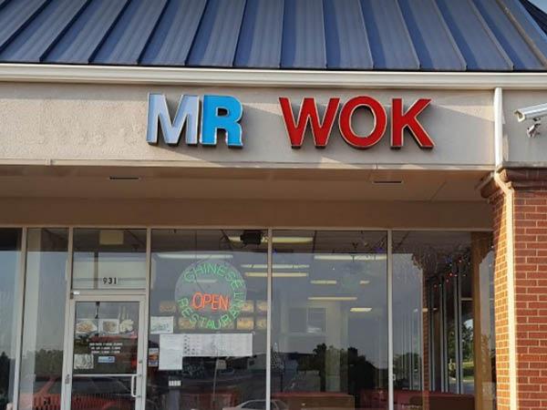 Mr. Wok Columbus, Ohio