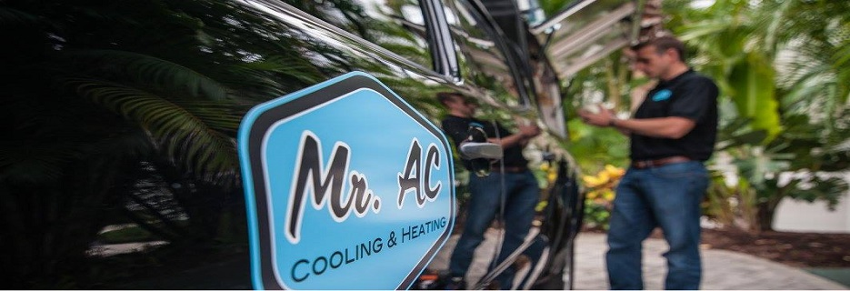 Mr. AC Cooling & Heating - Sarasota County banner