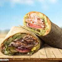 healthy wraps; soups; subs; salads; lunch coupons; deli food in Atascadero, CA
