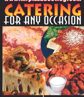 Catering for any occasion at Mr. Pizza Bootleg in Rochester Hills, MI